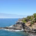 Ocean side restaurant. Tenerife, Canaries — Stock Photo #21028515