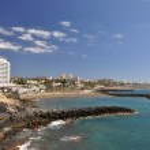Playa de las Americas. Tenerife Island, Canaries — Stock Photo