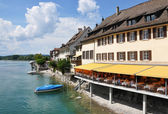Stein am Rhein, Switzerland — Stock Photo