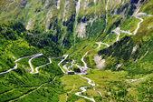 Furka pass, Switzerland — Stock Photo