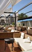 Trendy lounge — Stock Photo