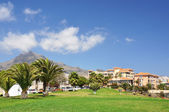 Costa Adeje.Tenerife island, Canaries — Stock Photo