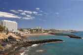 Playa de las Americas. Tenerife Island, Canaries — Stock Photo