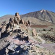 Teide volcano. Tenerife, Canaries - Stock Photo