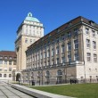 Stock Photo: Zurich university