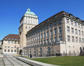 Zurich university — Stock Photo