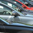 Row of cars — Stock Photo #21054593