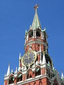 Famous Kremlin tower — Stock Photo