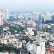 Aerial view of Bangkok - Foto Stock