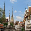 Wat Po temple in Bangkok — Stock Photo #21064689