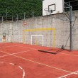Basketball court — Stock Photo #21066305