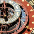 Famous Zytglogge zodiacal clock in Bern, Switzerland — Stock Photo #21071211