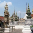 Grand Palace in Bangkok — Stock Photo #21071985