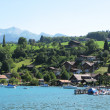 Lake Thun, Switzerland - Stock Photo
