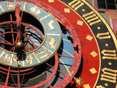 Famous Zytglogge zodiacal clock in Bern, Switzerland — Stock Photo