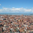 Stock Photo: Aerial view of Venice