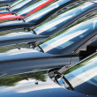Row of cars — Stock Photo #21087941