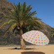 Stock Photo: Teresitas beach, Tenerife island, Canaries