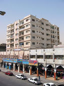 Street of Er Riyadh, Saudi Arabia — Stock Photo