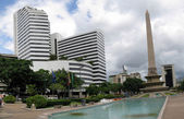 Plaza Francia, Caracas — Stock Photo