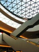 Interior of a modern business center — Stock Photo