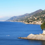 Italian Riviera — Stock Photo