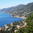 Camogli. Italian Riviera — Stock Photo