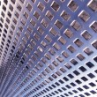 Blue metal mesh — Stock Photo #21090907