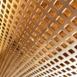 Stock Photo: Bronze mesh