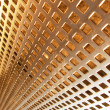 Bronze mesh - Stock Photo