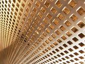 Golden mesh — Stock Photo