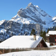 Braunwald, Switzertland - Stock Photo