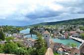 Schaffhausen, Switzerland — Stock Photo