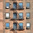 Fire escape, NYC — Photo #26749869