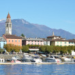 Ascona, Switzerland — Stock Photo