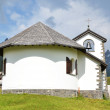 Little church in Tannalp, Switzerland — Stock Photo