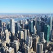 Aerial view of Manhattan, NYC — Stock Photo #28807913