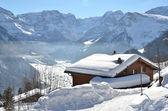 Braunwald, švýcarsko — Stock fotografie
