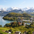 Spiez, Switzerland — Foto Stock #33353183