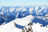 Alpine scenery, Switzerland — Stock Photo