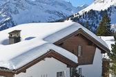 Braunwald, svizzera — Foto Stock