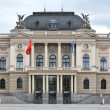 Zurich Opera — Stock Photo #38643937