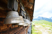Cowbells — Stock Photo
