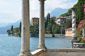 View to the lake Como — Stock Photo