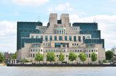 Secret Intelligence Service Building — Stock Photo