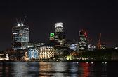 夜のロンドン — ストック写真