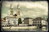 Photo of Zurich — Stock Photo