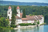 Rheinau Abbey — Stock Photo