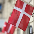 Stock Photo: Danish Flag