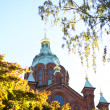 Uspensky Cathedral Helsinki — Stock Photo #32594825